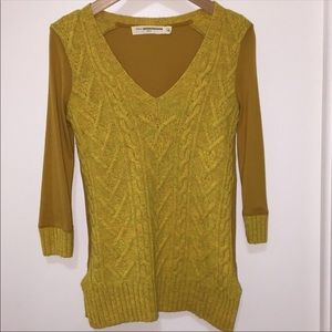 Anthropologie Pilcro and the Letterpress Sweater